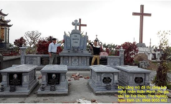 Những điều cần biết về mộ đá công giáo