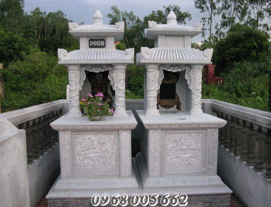 Ý nghĩa của mộ đá đôi, giá mộ đá đôi đẹp là bao nhiêu?