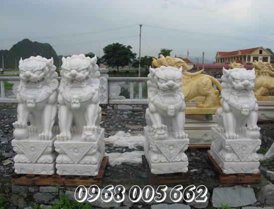 Nghê đá là linh vật do người Việt sáng tạo ra