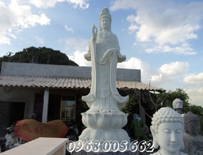 Đặt Phật Quan Âm tại nhà cần lưu ý một số điều