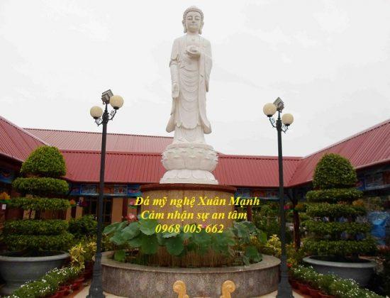 Tượng Phật A Di Đà có ý nghĩa vô cùng tốt đẹp