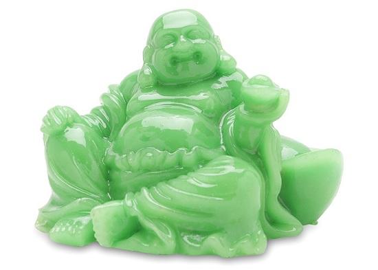 Tượng Phật Di Lặc bằng đá xanh