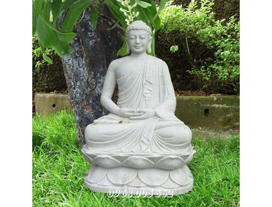 Tượng Phật Thích Ca bằng đá có nhiều ưu điểm nổi bật