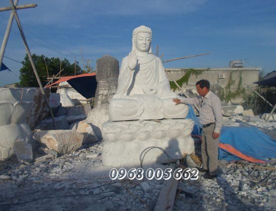 Cơ sở điêu khắc tượng đá đẹp Xuân Mạnh uy tín chất lượng