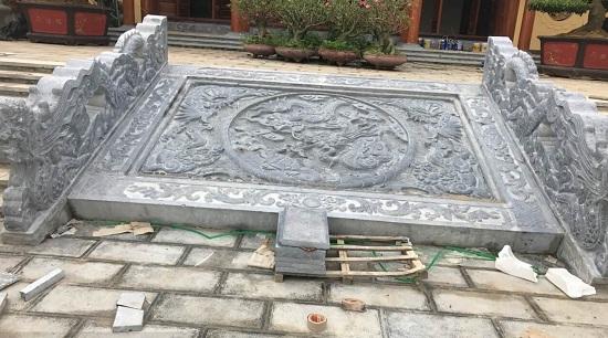 Chiếu rồng đá đẹp có đặc điểm gì? Ý nghĩa phong thủy của chiếu rồng đá