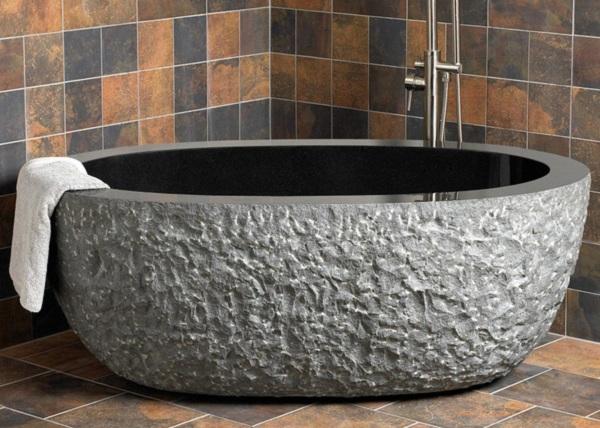 Bồn tắm đá tự nhiên có ý nghĩa lớn về phong thủy