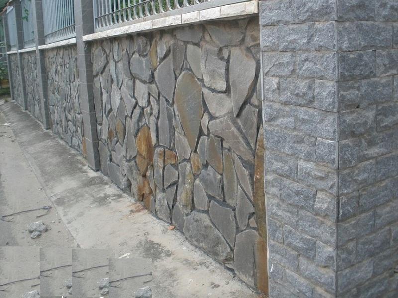 Những ưu điểm nổi bật khi sử dụng đá ốp chân tường